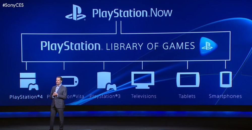 PlayStation CEO Andrew House introduces PlayStation Now(!) to the masses