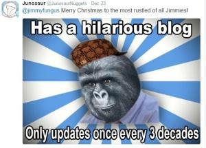 junosaur-tweet